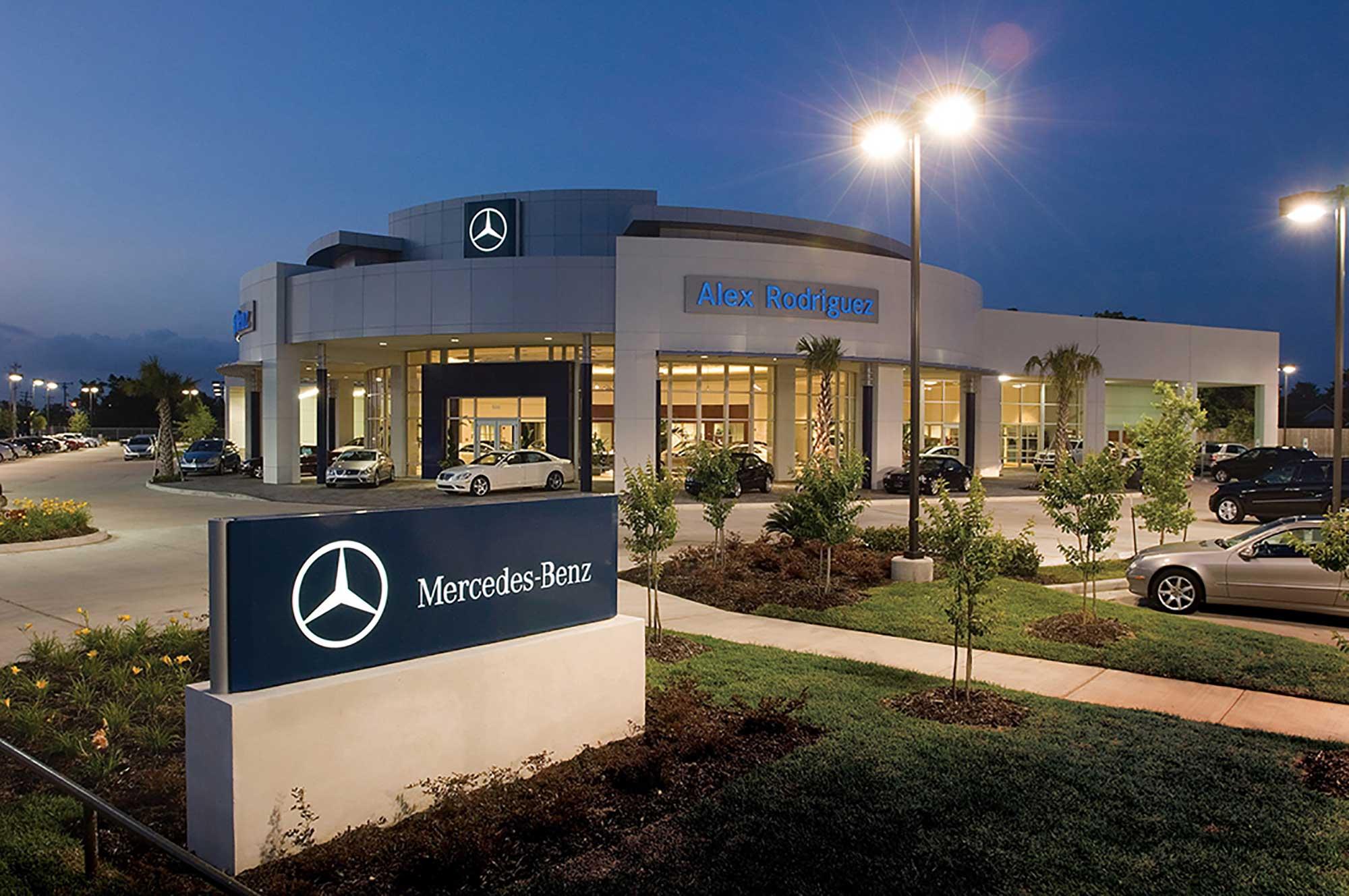 Gallery autobuildersautobuilders for Mercedes benz north orlando