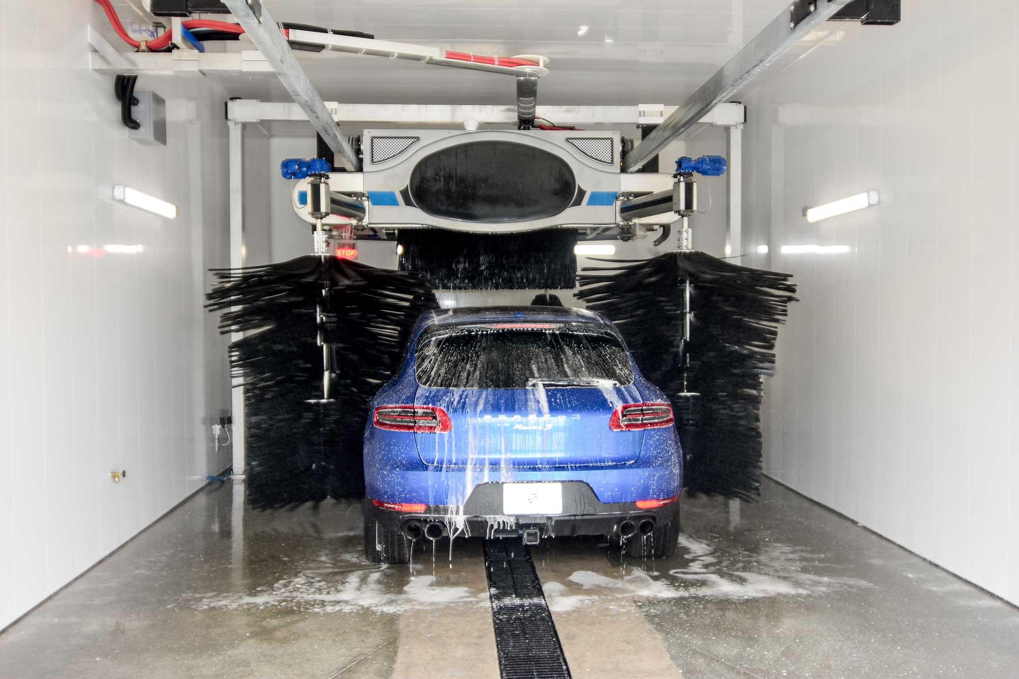 Car Wash Builders California